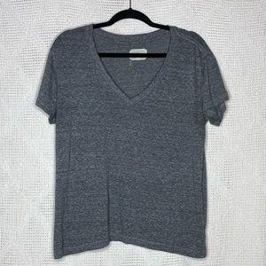 Current Elliott V-Neck Freshman T-Shirt Gray